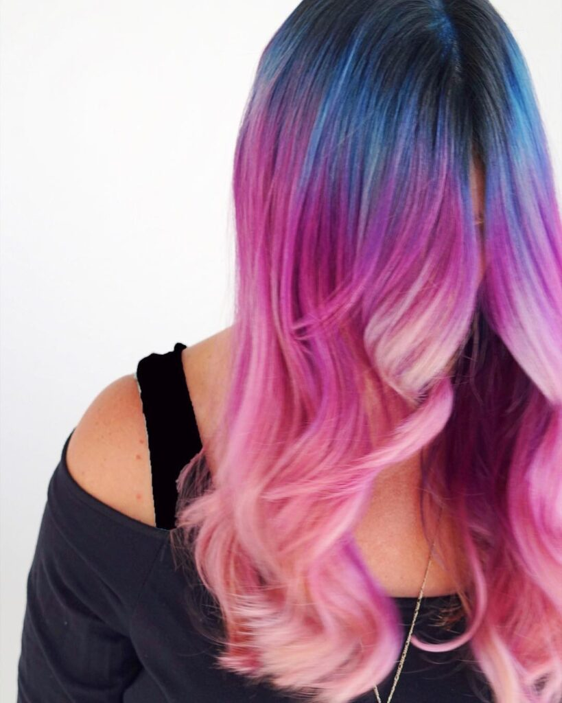 2021-Hair-Colour-Trends-Bold-Semi-Permanent-Colours
